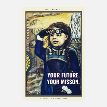 Your Future. Your Misson. - Poster