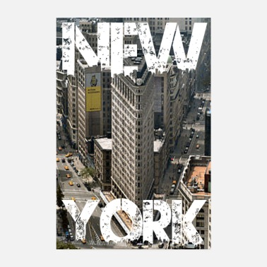 New Age New York elsker NYC - Poster