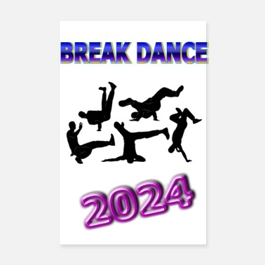 Breakdance breakdance - Poster