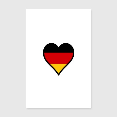 Germany - Poster 8 x 12