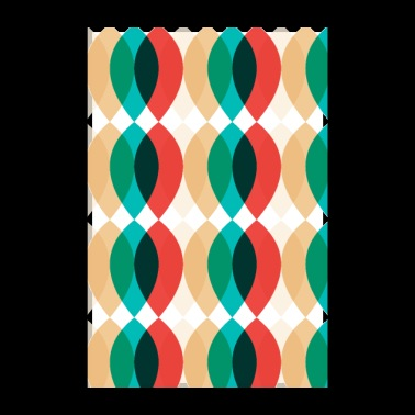 SCANDI DECO A DESIGN - Poster 8 x 12