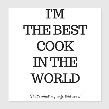 Ordina online Poster con tema Coltelli Da Cucina | Spreadshirt