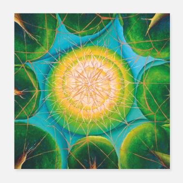 Collections SoulArt Mandala Nature Bonding - Poster