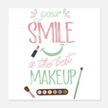 Make Up Laughter is the best make-up beauty beauty - Poster