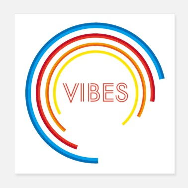 Vibe Vibes - Poster
