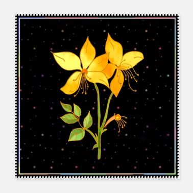 Nature Collection Blumen - Poster