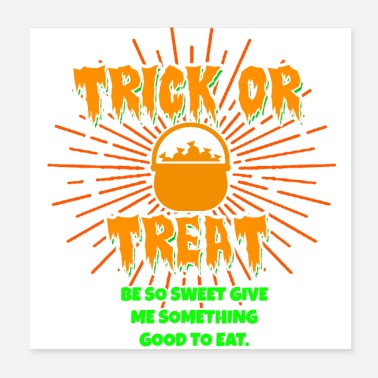 Trick Or Treat Trick or Treat - Poster
