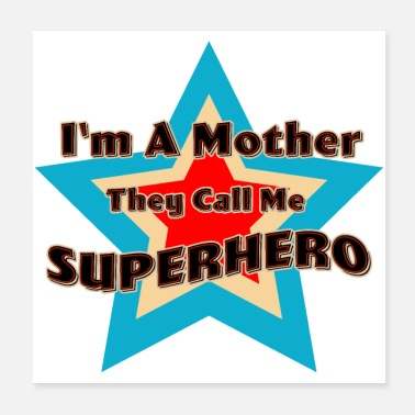 Mother I am a mother - Poster