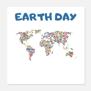 Earth Day Erd Tag 2019 Earth Day 2019 - Poster