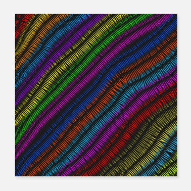 Strip Stripes - Poster