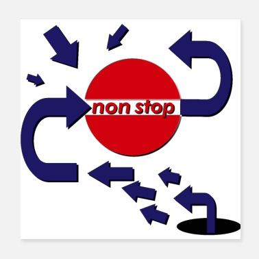 Stop Non stop - Poster