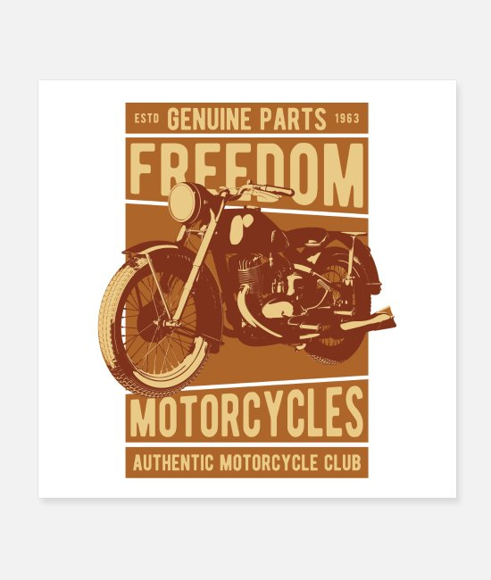 Urban Posters - BIKE GARAGE - Posters white