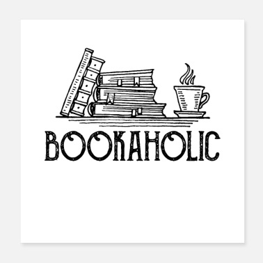 Reader 0287 books | Bookaholic | Reader | book - Poster