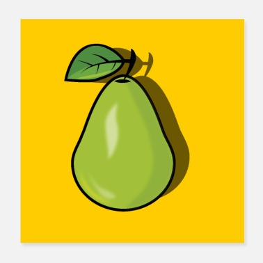 Pear Pear - Poster