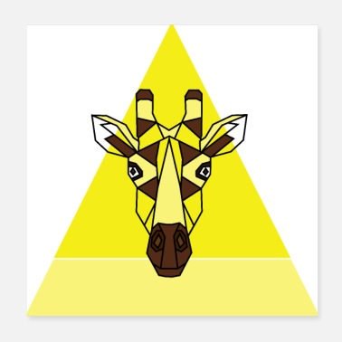 Edition Special Edition Giraffe - Poster
