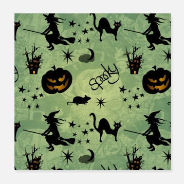 Funny Halloween Funny halloween design - Poster