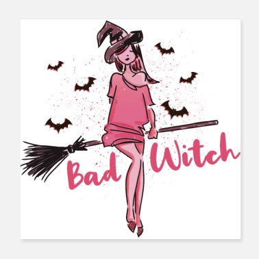 Witching Hour Bad Witch - Poster