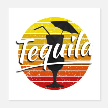 Tequila Sunrise I Love Tequila Sunrise - Poster
