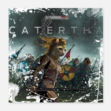 Celte CATERTHA - Poster