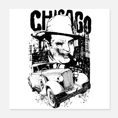 Chicago Chicago - Poster