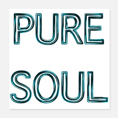 Pure Pure Soul - Poster