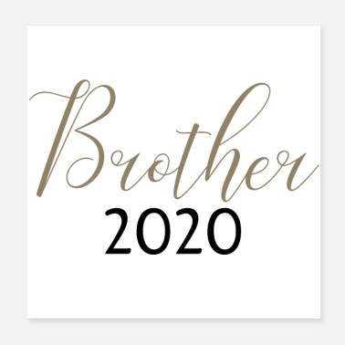 Brothers Brother 2020 - Poster