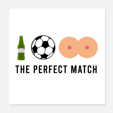 Match The Perfect Match! - Poster