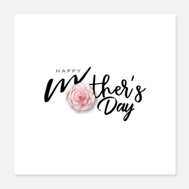 Day Happy Mother's Day - Poster