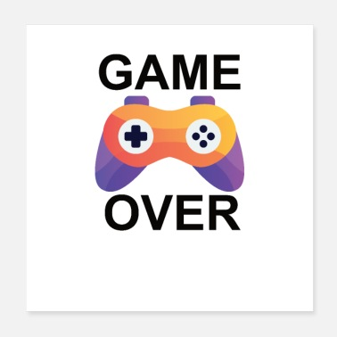 Game Over Game over - Poster