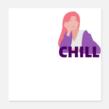 Chill Chill - Poster