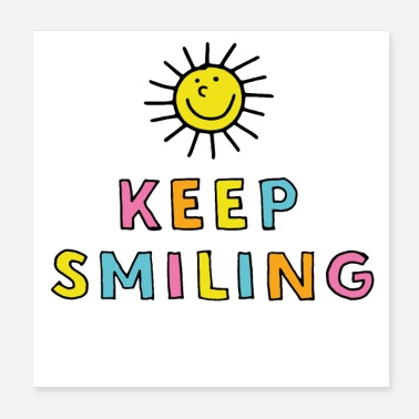 Keeper Keep Smiling - Poster