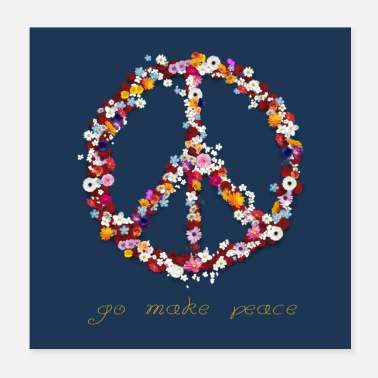 Peace Peace - Poster