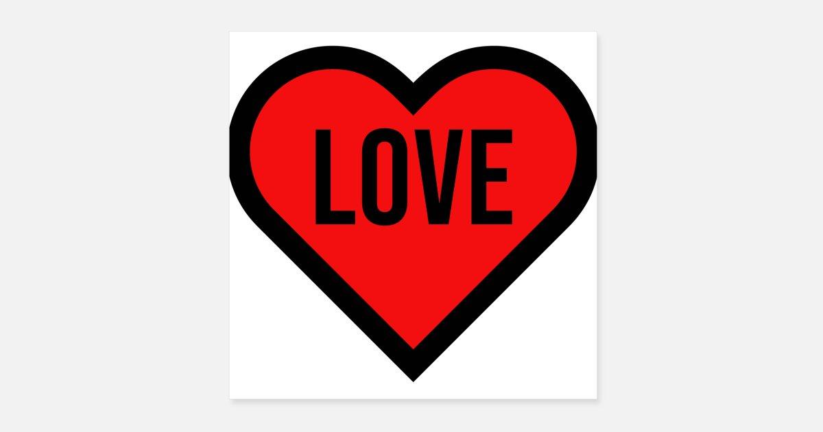 Ich Liebe Dich Herz Romantische Liebe Geschenk Liebe Poster Spreadshirt