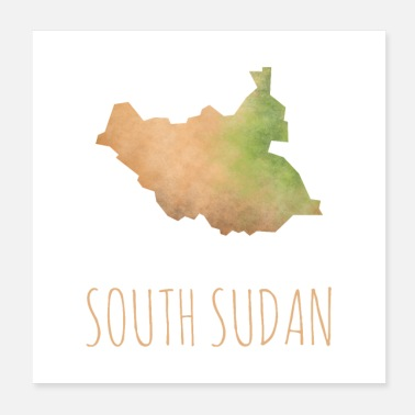 South South Sudan - Poster