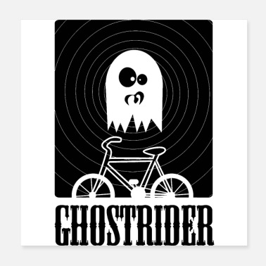 Undead GHOSTRIDER (poster) - Poster