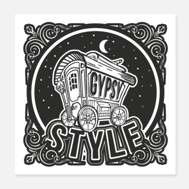 Style Gypsy Style 01 - Poster