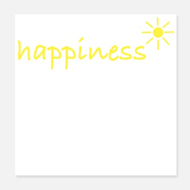 Happiness Happiness - Poster
