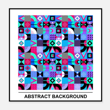 abstract background - Poster