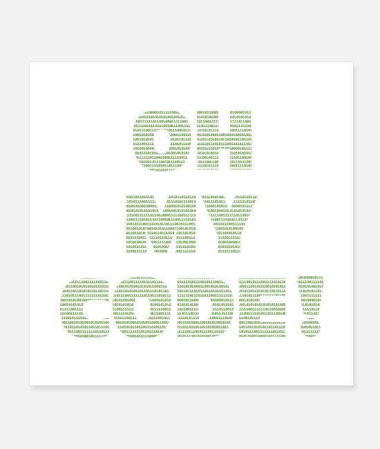 Quote Posters - OH MY CODE! - Posters white