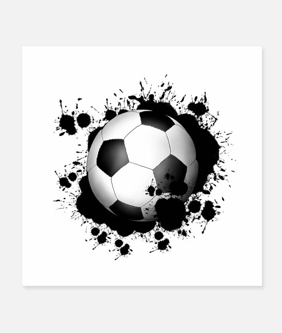 World Champion Posters - Soccer - Posters white