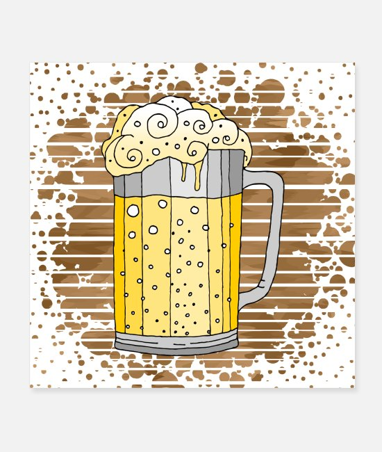 The Best Of Posters - Beer - Posters white