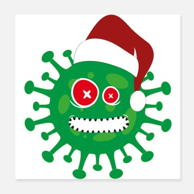 Edition Corona Virus Christmas Edition - Poster