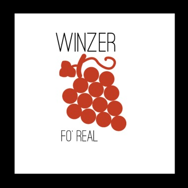 winzer fo real - Poster 20x20 cm
