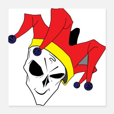 Morts Clown mort - Poster