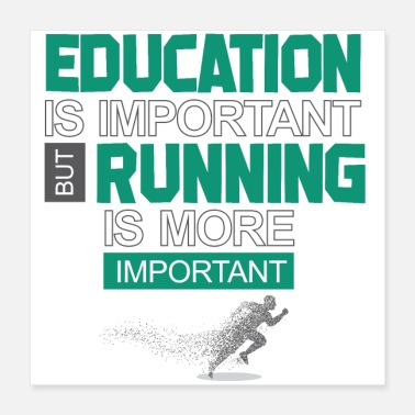 Educator Education is important race is more important - Poster
