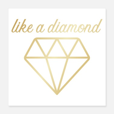 Like Like A Diamond - Poster