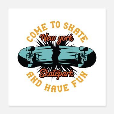 92b371e22144fa Suchbegriff   Skateboard  Poster online bestellen