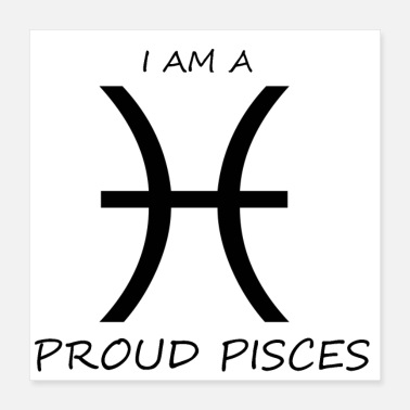 Pisces PISCES - Poster