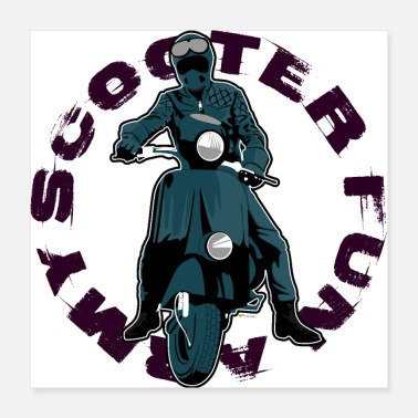 Scooter Scooter - Poster