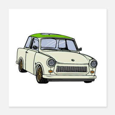 Deluxe trabi deluxe papyrus - Poster